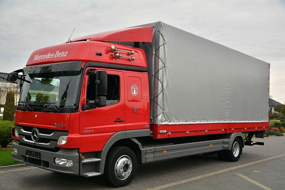 Mercedes-Benz на 7 тонн